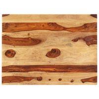 vidaXL Stolna ploča od masivnog drva šišama 25 - 27 mm 60 x 90 cm