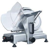 vidaXL Profesionalna električna rezalica za meso 250 mm