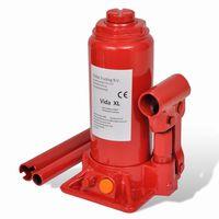 Crvena hidraulična dizalica boca 5 tona za auto