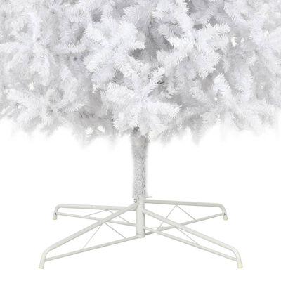 vidaXL Umjetno božićno drvce 400 cm bijelo