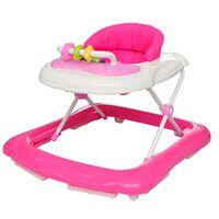 Hodalica za bebu ružičasta