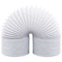 vidaXL Ispusno crijevo PVC 6 m 12,5 cm