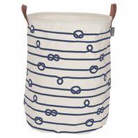 Sealskin košara za rublje Rope krem 60 L 362282022
