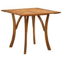 vidaXL Vrtni stol 201,5 x 100 x 75 cm od masivnog bagremovog drva