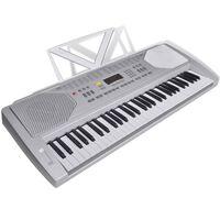 Električna klavijatura sa 61 tipkom i držačem za note