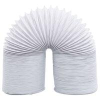vidaXL Ispusno crijevo PVC 6 m 10 cm