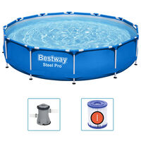Bestway Steel Pro bazen s okvirom 366 x 76 cm