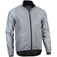 Avento reflektirajuća muška jakna za trčanje S 74RC-ZIL-S