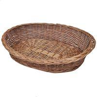 Košara za Pse/Kućne Ljubimce od Prirodne Vrbe 90 cm