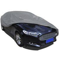 vidaXL Prekrivač za automobile od netkanog materijala M