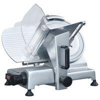 vidaXL Profesionalna električna rezalica za meso 220 mm