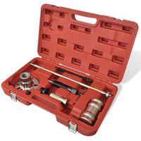 Hidraulički set alata za skidanje glavčine kotača
