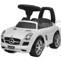 Mercedes Benz Dječji Autić na Guranje Bijeli