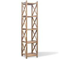Stalak od bambusa na pet katova