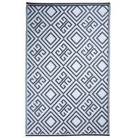 Esschert Design vanjski tepih s uzorkom 120 x 186 cm OC12