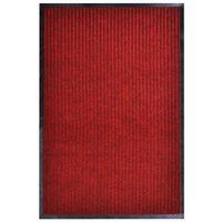 vidaXL Otirač crveni 160 x 220 cm PVC