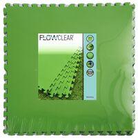Bestway Flowclear podne obloge 9 kom zelene 5,47 m²