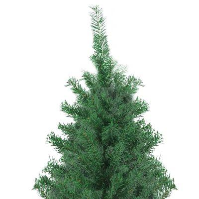 vidaXL Umjetno božićno drvce 300 cm zeleno