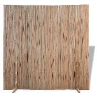vidaXL Ograda od bambusa 180 x 170 cm