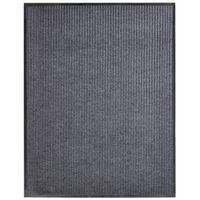 vidaXL Otirač sivi 160 x 220 cm PVC