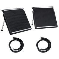 vidaXL Dvostruki solarni panel za grijanje bazena 150 x 75 cm