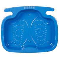 Intex bazenska kada za stopala 11,5 L 56 x 46 x 9 cm plava