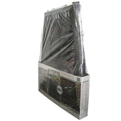 Nature Posuda za Kompost Crna 400 L 6071480
