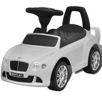 Bentley autić na guranje, bijeli