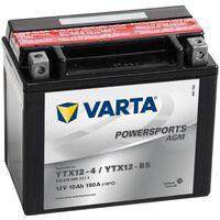 Varta akumulator za motocikl Powersports AGM YTX12-4/YTX12-BS