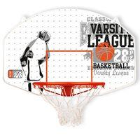 New Port košarkaška ploča s obručem od staklene vune 16NY-WGO-Uni
