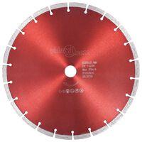 vidaXL Dijamantni disk za rezanje čelični 300 mm