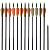 Standardne strijele za sklopive lukove od fiberglasa 30'', 0,8 cm