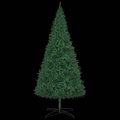 vidaXL Umjetno božićno drvce 400 cm zeleno