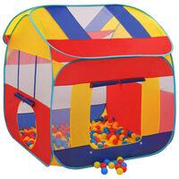 vidaXL Šator za igru s 300 loptica XXL