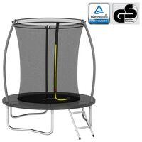 vidaXL Trampoline Set Round 183x52 cm 80 kg