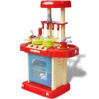 Dječja kuhinja sa svjetlosnim i zvučnim efektima