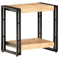 vidaXL Bočni stolić 40 x 30 x 40 cm od grubog drva manga