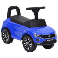 vidaXL Dječji automobil Volkswagen T-Roc plavi