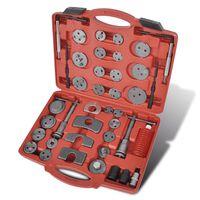 40-dijelni set alata za povrat kočnice, vraćanje kočionih cilindara