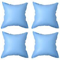 vidaXL Zimski jastuci na napuhavanje za bazenski pokrov 4 kom PVC