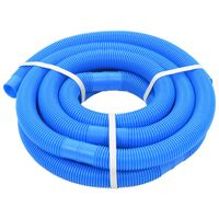 vidaXL Crijevo za bazen plavo 38 mm 6 m
