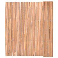 vidaXL Ograda od bambusa 150 x 400 cm