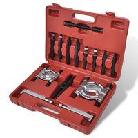 14-dijelni Set alata za ekstrakciju ležajeva