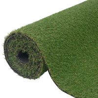 vidaXL Umjetna trava 1,5 x 10 m / 20 mm zelena